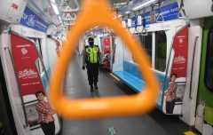 MRT Jakarta mulai beroperasi pukul 05.00 WIB